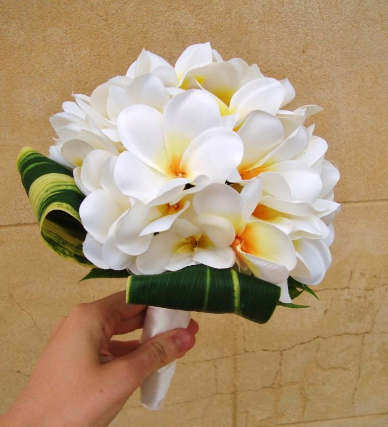 Fake Wedding Flowers Frangipanis : Silk flowers archives sweet floral