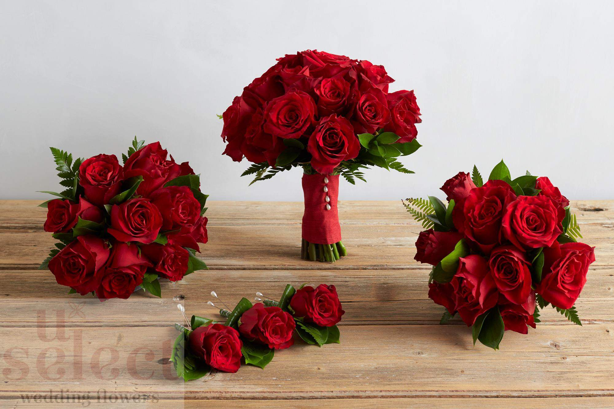 Red-Rose-Set