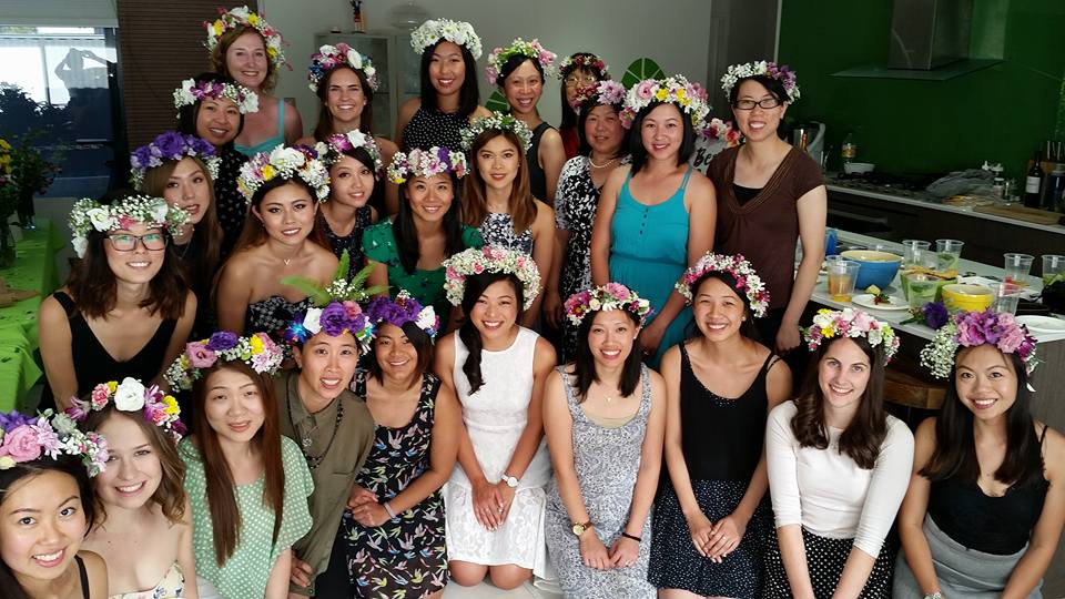 Landsdale Flower Crown Party