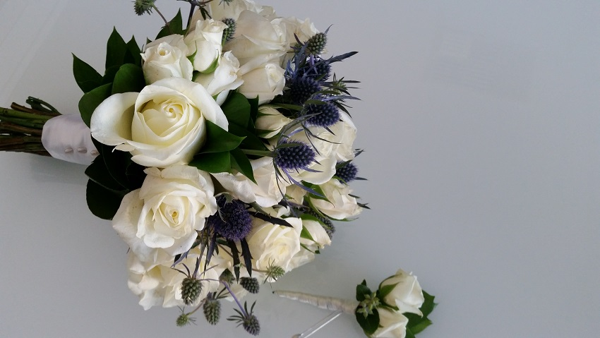 AlisonD Bouquet & Buttonhole