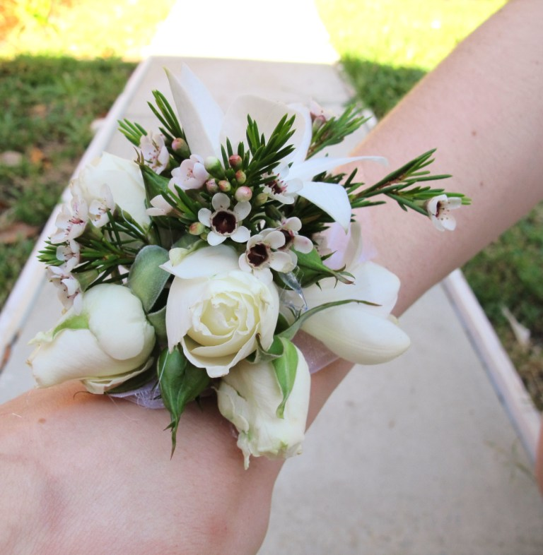 sweet floral wedding corsage  sweet floral, Natural flower