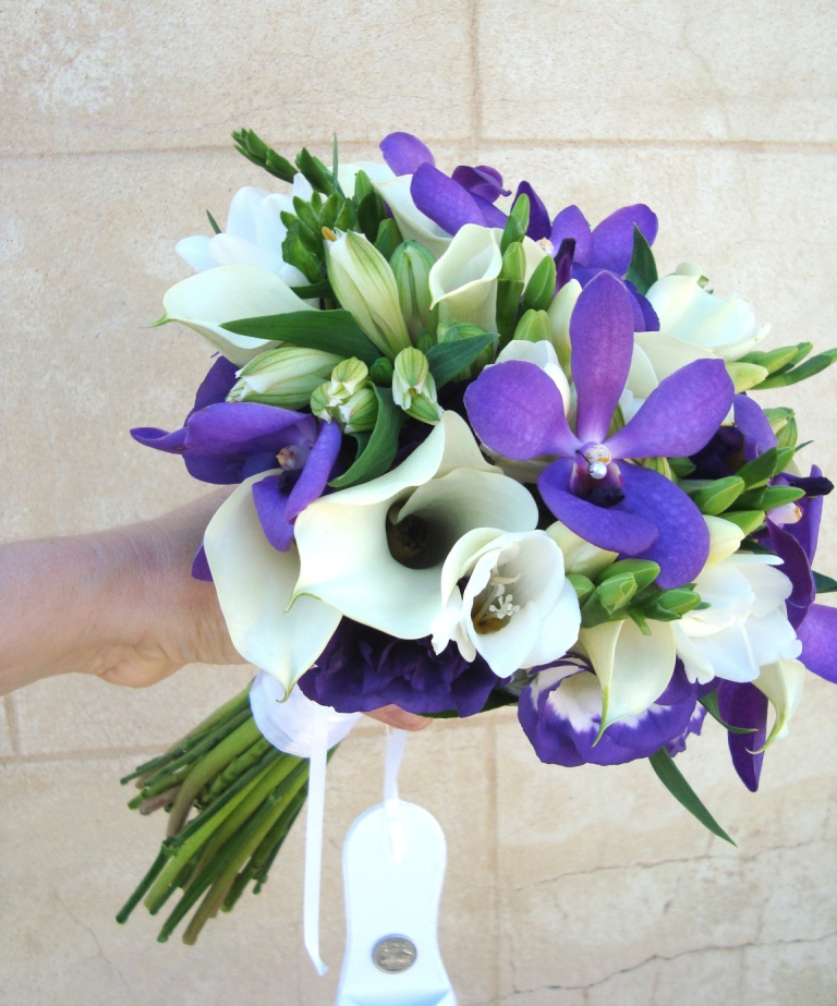 Here a a couple of images of Melissa 39s bridal flowers