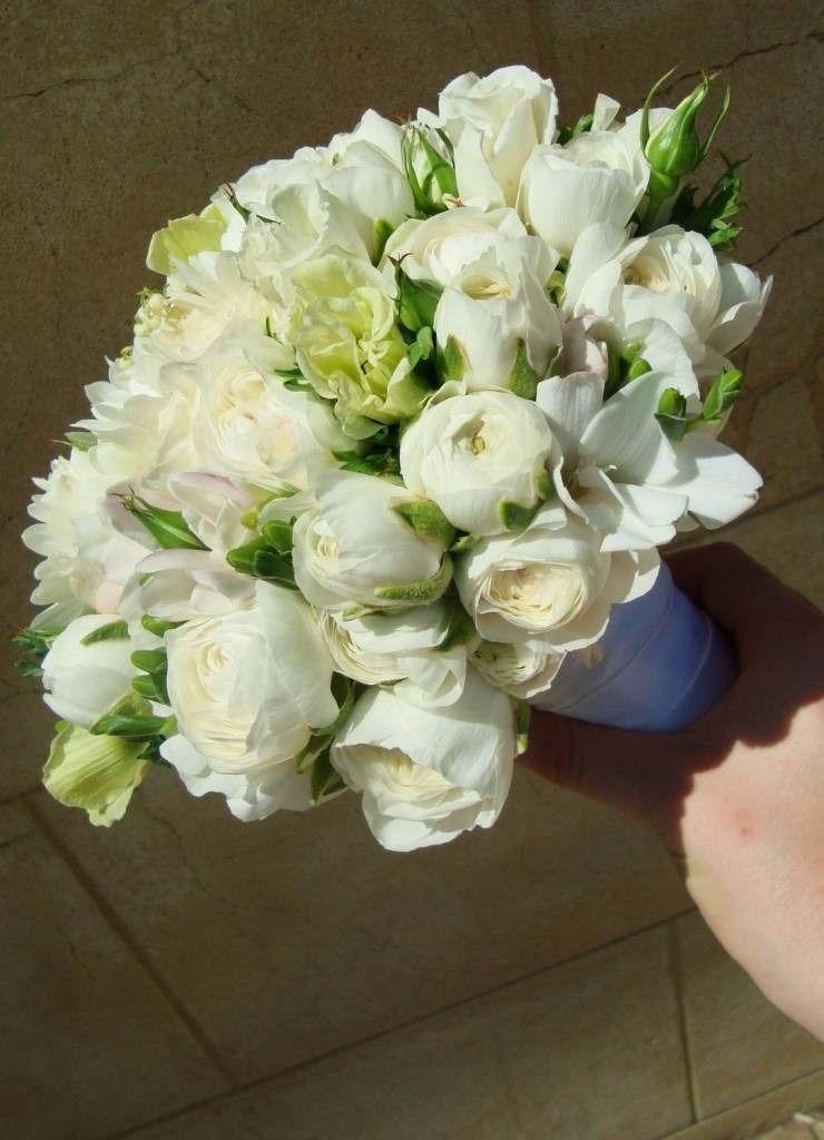 Posted in Ranunculus , Weddings | No Comments »