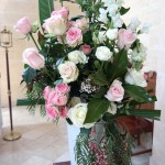 Sweet Floral Perth Wedding Ceremony Flowers
