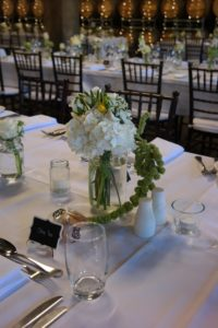 Table arrangement 3